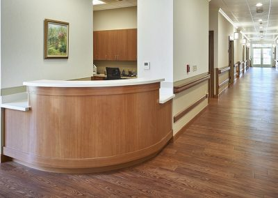 DSGN Carolina Oak Golden | Hospice of Washingtom DC