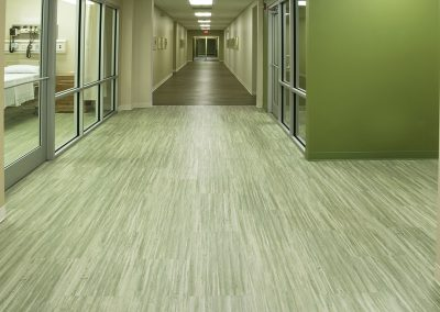 SNSE Sea Foam & DSGN Tuscany Oak Aurora  | LaGrange College